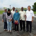 ALK Visit to Tg Tualang Farm