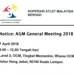 4th Annual General Meeting 2018